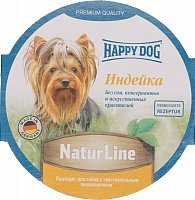 Паштет Happy Dog NaturLine для собак 85 г